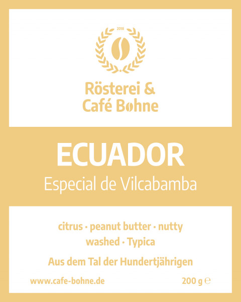 Ecuador Especial de Vilcabamba