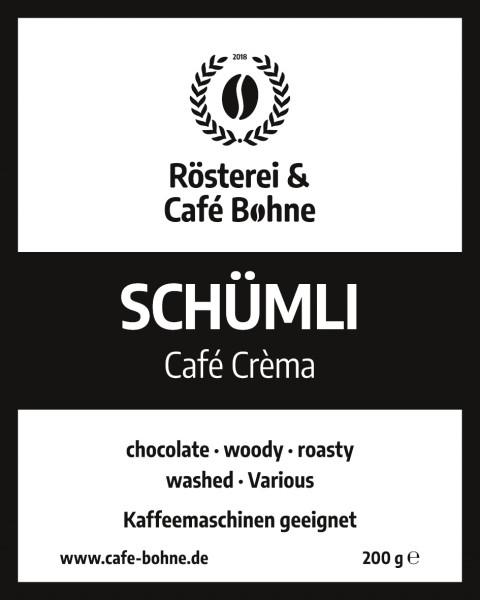 Schümli Café Crèma