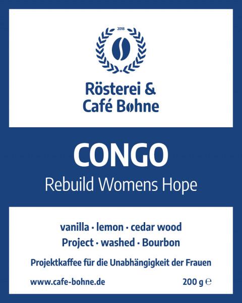 Congo Rebuild Womens Hope