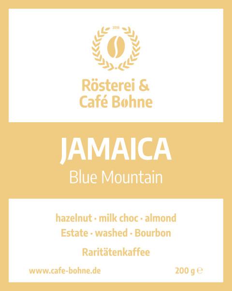Jamaika Blue Mountain