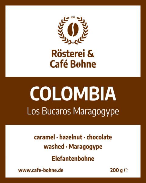 Colombia Los Bucaros Maragogype